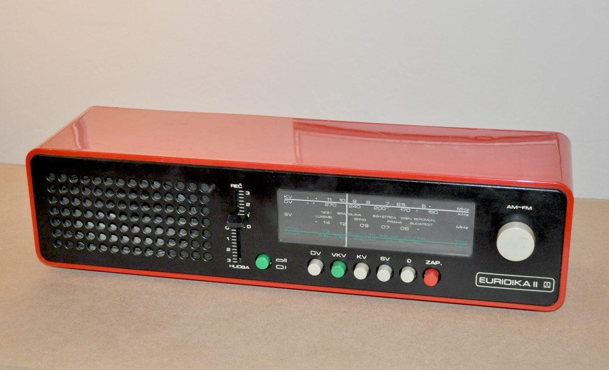 Tesla, 441A-3, Euridika II(Rádio)