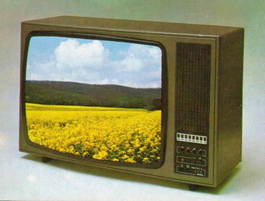 f1c74a5b4 Tesla, 4417A, Color 110 STII (ST I)(Televízor)